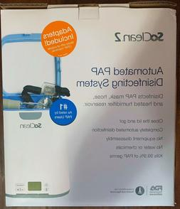 SoClean 2 Automated CPAP Equipment Cleaner and Sanitizer Mac