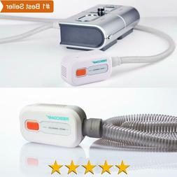 CPAP Cleaner Sterilizer Machine with Adapters Support Resmed
