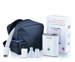 WAVE MEDICAL Automated CPAP Cleaner Sanitizer with Adapters