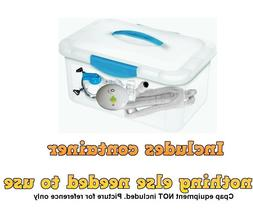 Cleaner Sanitizing Machine CPAP mask  So easy to use and cle