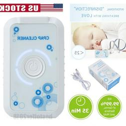 CPAP BPAP Cleaner Sterilizer Ventilator Disinfector Ozone Ma