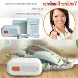 CPAP Cleaner Ozone Sterilizer Disinfector Sanitizer Sleeples