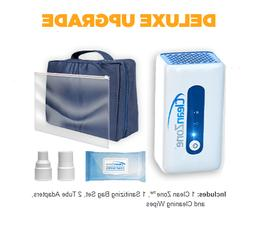 Clean Zone Deluxe Upgrade - Affordable & Portable CPAP Clean