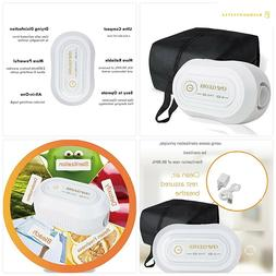 Denshine CPAP Cleaner, CPAP Cleaner and Sanitizer Includes S