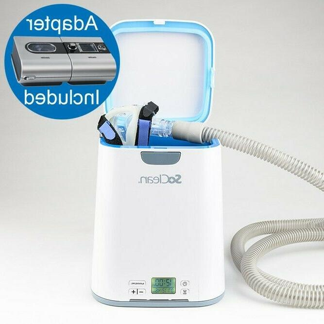 2 automated cpap cleaner and sanitizer resmed