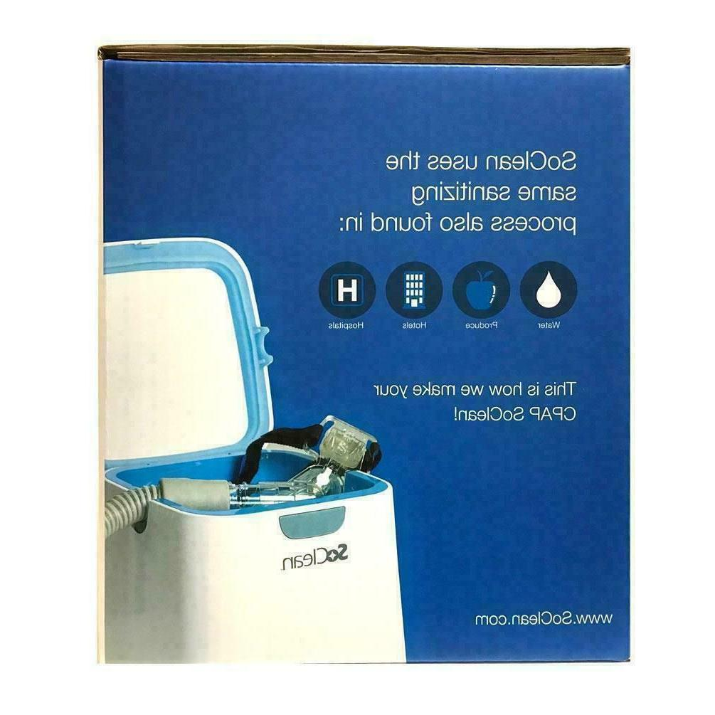 SoClean Cleaner SC1200 NEW FREE Shipping