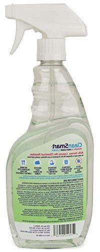 CleanSmart Nursery & Chair Kills of Chemical Breaks to Saline. RSV, E.Coli,