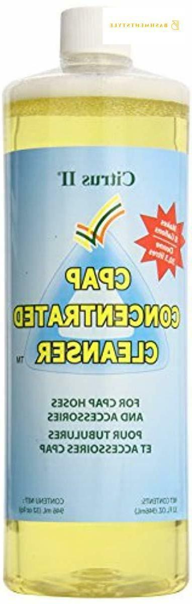 Citrus II Cpap Cleaner 32 Fluid Ounce