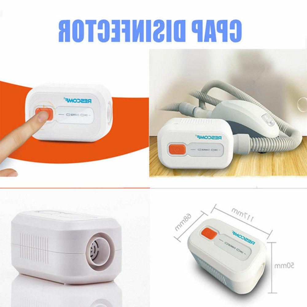 cpap bpap cleaner disinfector sanitizer ozone sterilizer