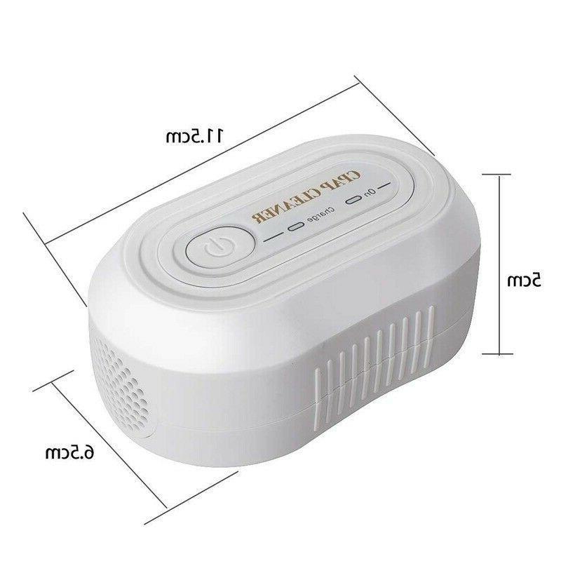 CPAP BPAP Cleaner Disinfector Sanitizer Apnea Snoring