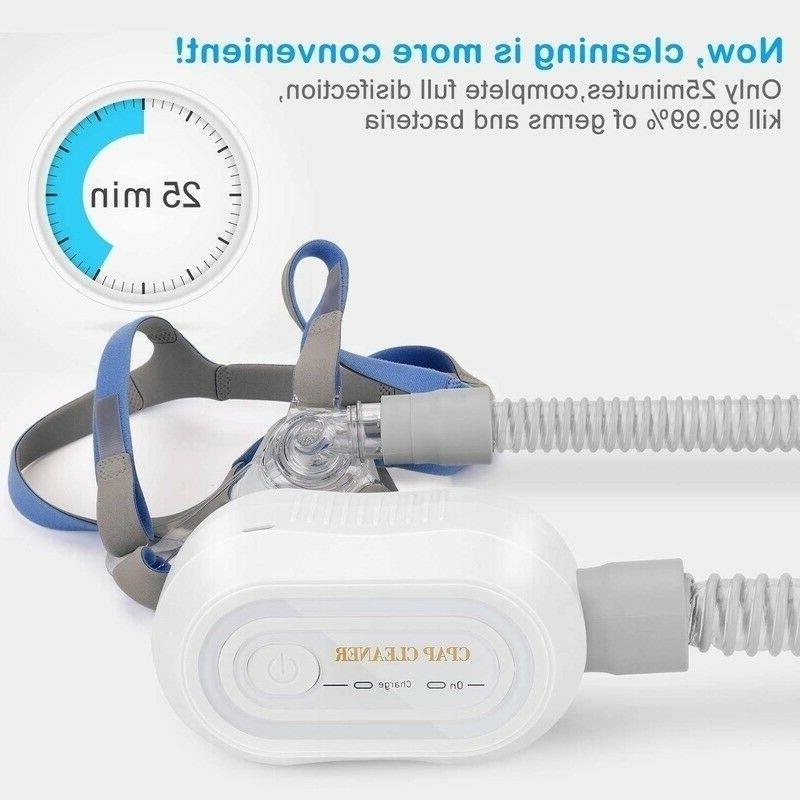 CPAP BPAP Cleaner Disinfector Apnea