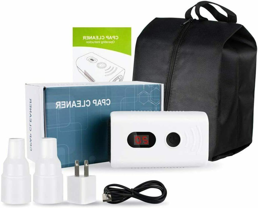 Cpap Cleaner and Sanitizer for Breathing Machine Sleep Apnea
