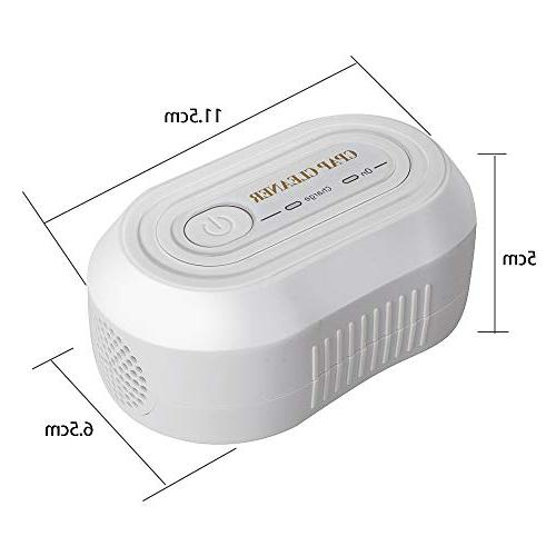 Funwill CPAP Portable Disinfector Mask Suit for Mask Hose Pipe