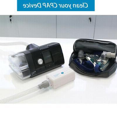 Rescare CPAP Cleaner Ozone Sterilizer Portable Bag M2