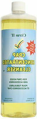 Citrus II Cpap Mask Cleaner Concentrate 32 Fluid Ounce