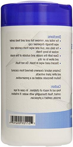 Contour Products Wipes, Unscented, 62 Wipes
