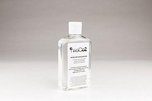 SoClean Neutralizing Pre-Wash Capacity: 8 Ounce