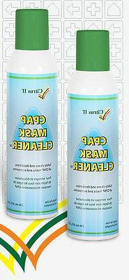 NEW Citrus II Sleep Apnea CPAP Mask Cleaner 8oz Bottle