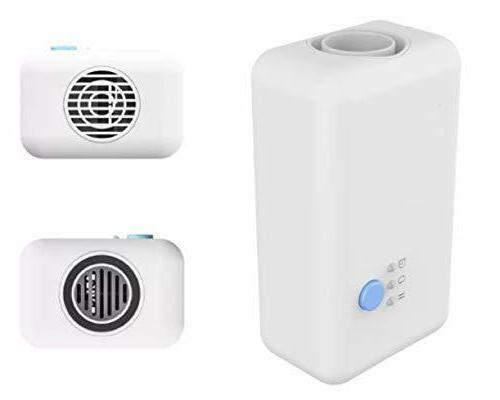 Nispira Ozone Cleaner Disinfector Sleep