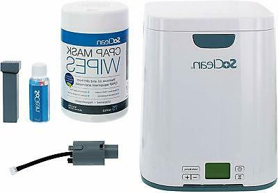 soclean 2 cpap cleaner and sanitizer bundle