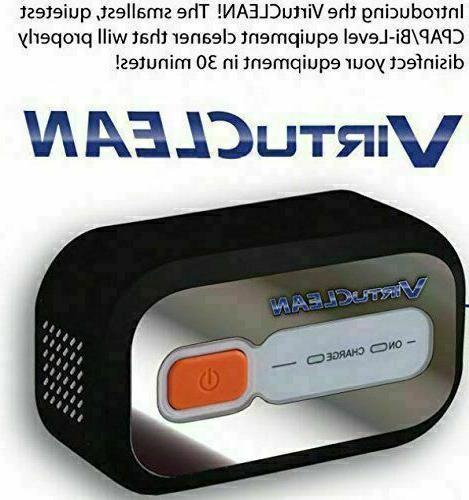 VirtuCLEAN CPAP Automatic Pack w/ SAP Supplies