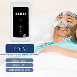 Portable Mini CPAP Automated Cleaner and Sanitizer Cleaning